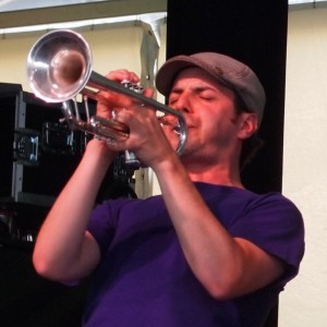 David Carbonneau - Fat Tuesday Brass Band