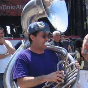 John Dodge - Fat Tuesday Brass Band